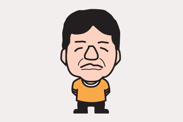 村上ショージ イラスト似顔絵