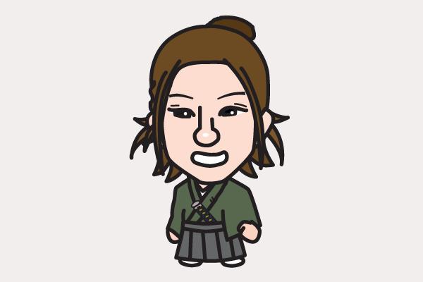早乙女太一の似顔絵画像